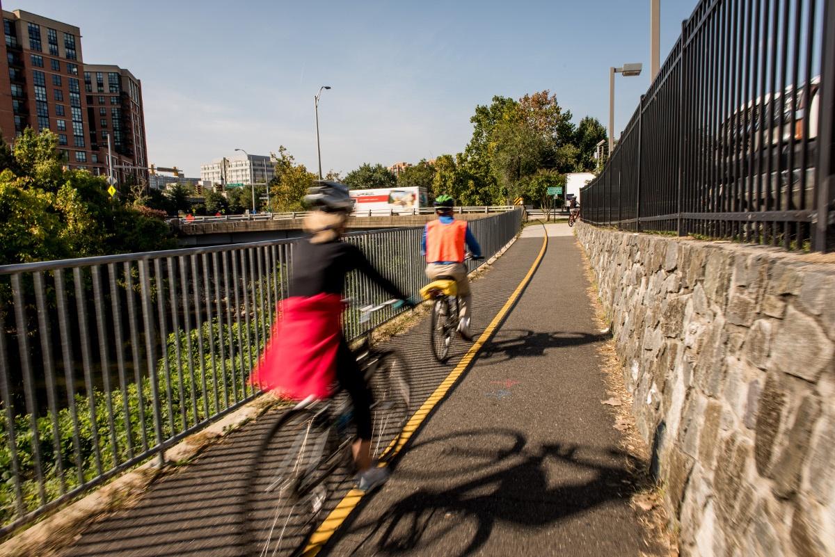 BikersOnTrail