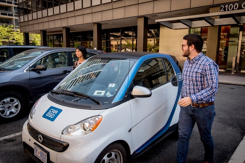 car2go-parking-lot