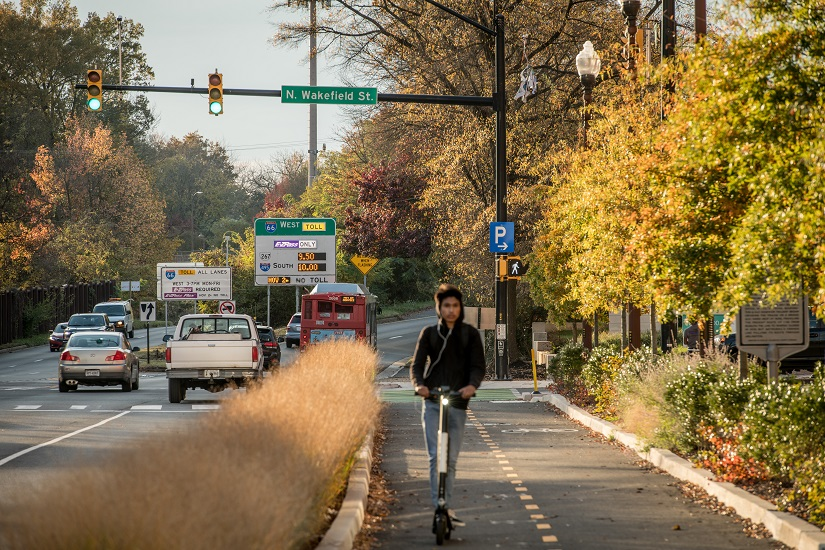 escooter-bike-lane-i66