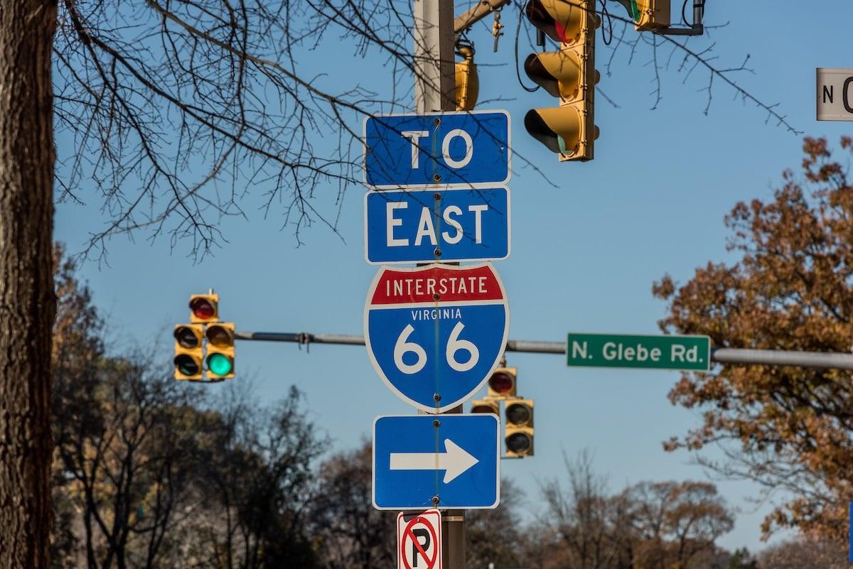 i66-east-sign-on-glebe-road