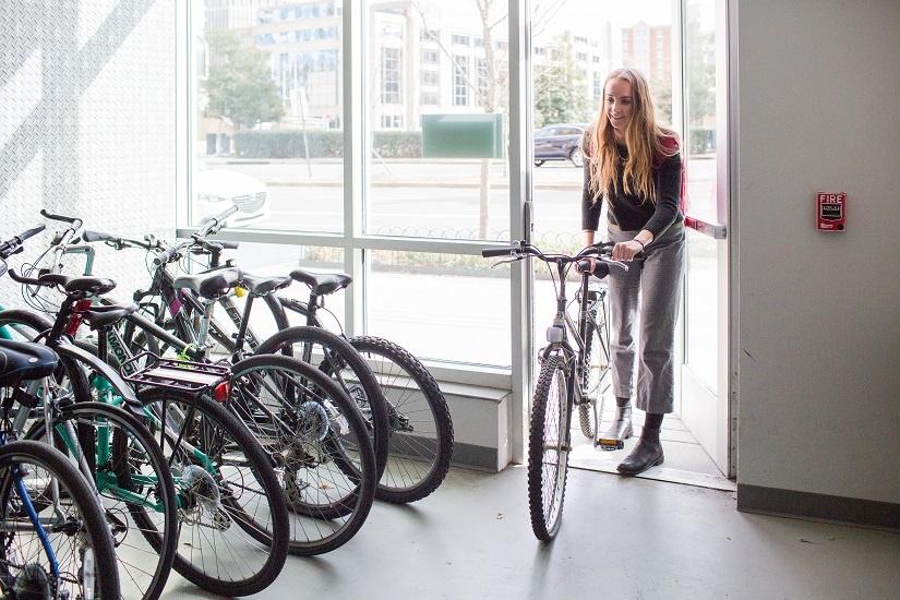walking-into-bike-room