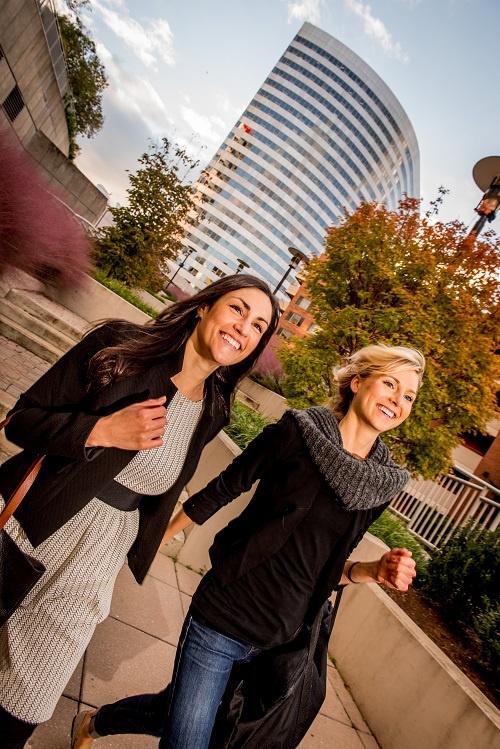 Telework Programs, Happy Employees, Arlington Virginia