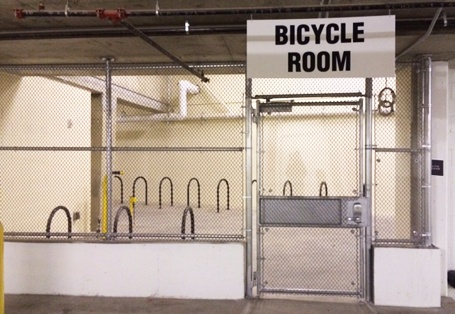 2001 Clarendon Blvd Bicycle Room
