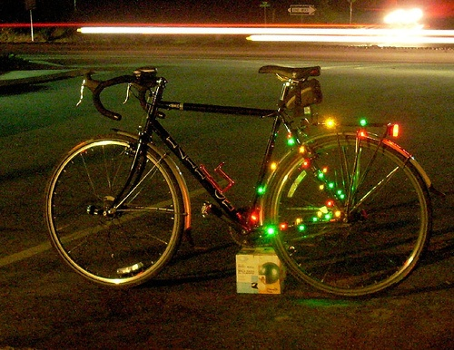 Bike 'lights'