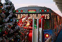 CTA Holiday Train