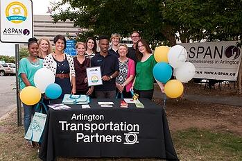 A-SPAN and ATP teams at ribbon cutting event