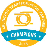 Arlington Transportation Partners Champions Logo