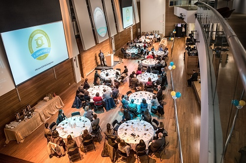 2014 Champions Event at the Artisphere