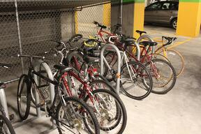 Additional Bike Parking