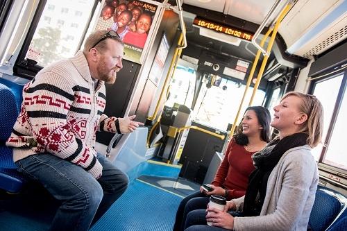 Metrobus Riders, Arlington County