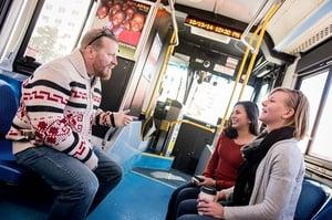 Arlington County Bus Riders