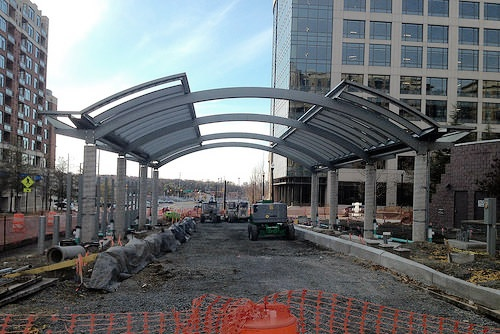 Crystal City Transitway, Arlington County
