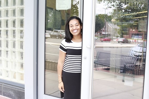 Ayanna Jacobs, Arlington Free Clinic