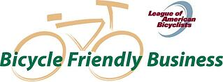 Bicycle Friendly Business banner