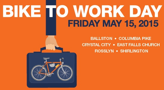 Bike to Work Day banner