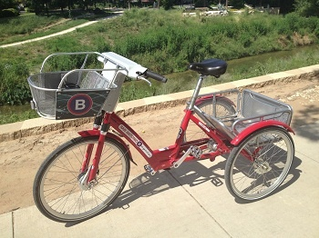 B-Cycle Bikeshare