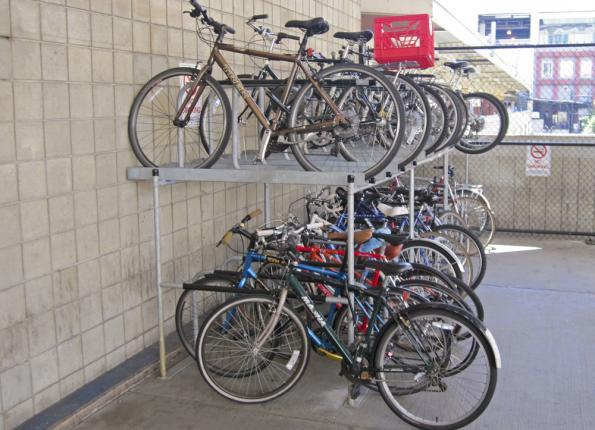 Bike Storage Solution