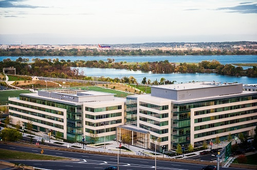 New Boeing Complex in Crystal City