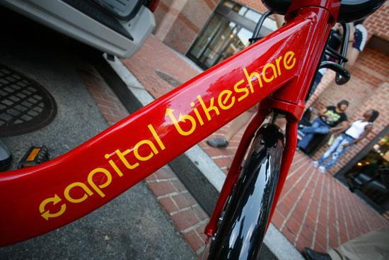 Capital Bikeshare Bike