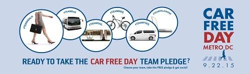 Car Free Day Header