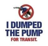 Dump the Pump pin
