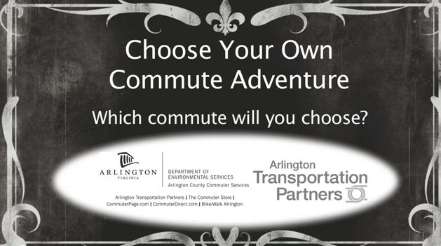 Choose Your Commute Adventure