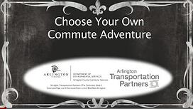 Commute Adventure banner