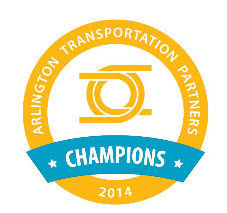 Arlington Transportation Partners (ATP) Champions logo