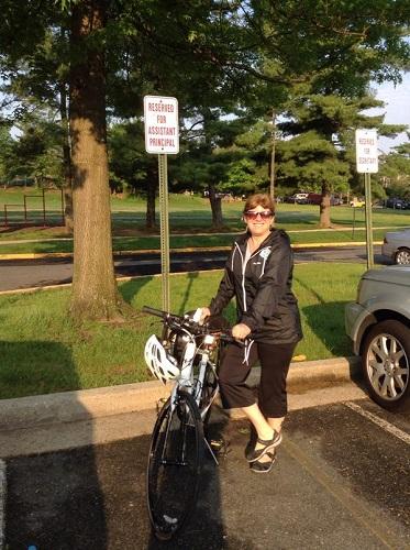 Schools - Bike to School Day 2015