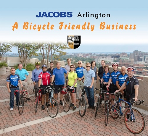 Jacobs - Bicycle Friendly Business