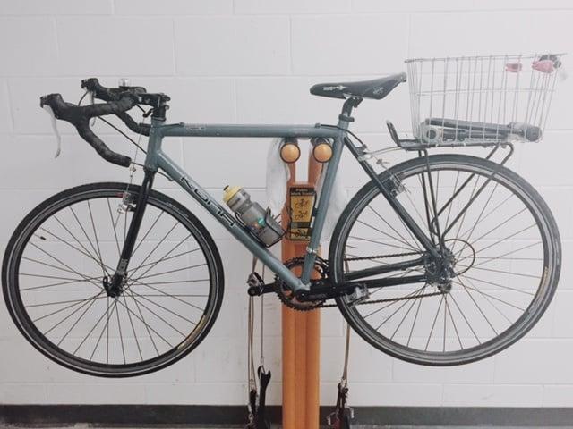 Jonathan's Bike Commute Option