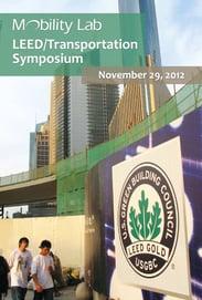 LEED/Transportation Symposium Flyer