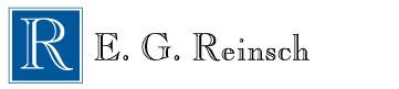 E.G. Reinsch logo