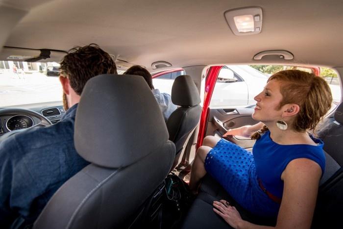 Carpool On Demand Services