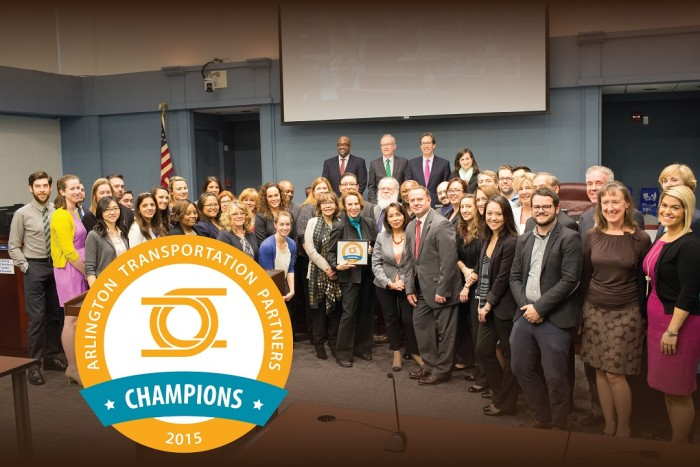 Champions 2016, Platinum Champions, Arlington County Board