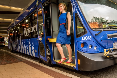 Metroway, Transitway, Crystal City