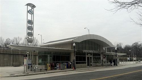 Shirlington Bus Station, Arlington VA