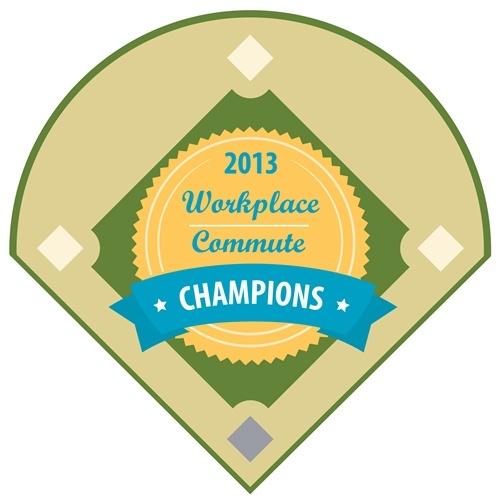 Workplace Commute Champions Logo