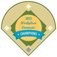 Workplace Commute Champions Logo