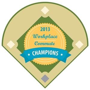 Workplace Commuter Champion Logo