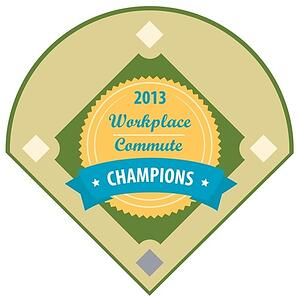 Workplace Commuter Champion Logo