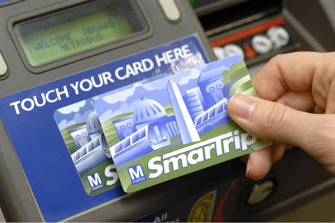 Use your SmarTrip on ART or Metrobus