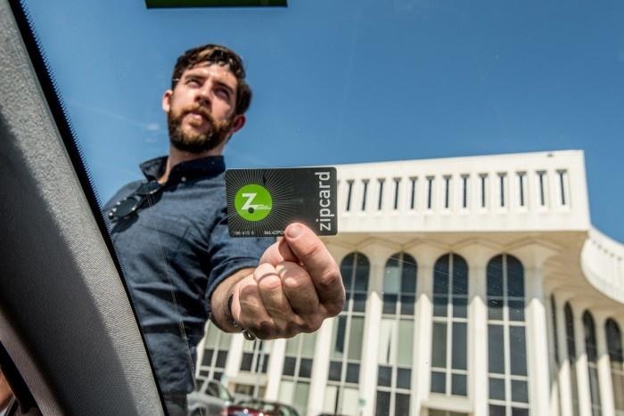 Zipcard, Arlington VA
