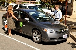 Carpool with Zipcar