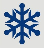Art Bus - Severe Weather Snowflake