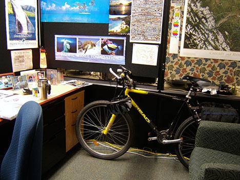 Bike in Office