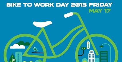 Bike to Work Poster