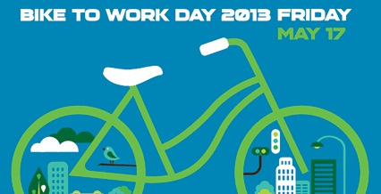 Bike to Work Poster