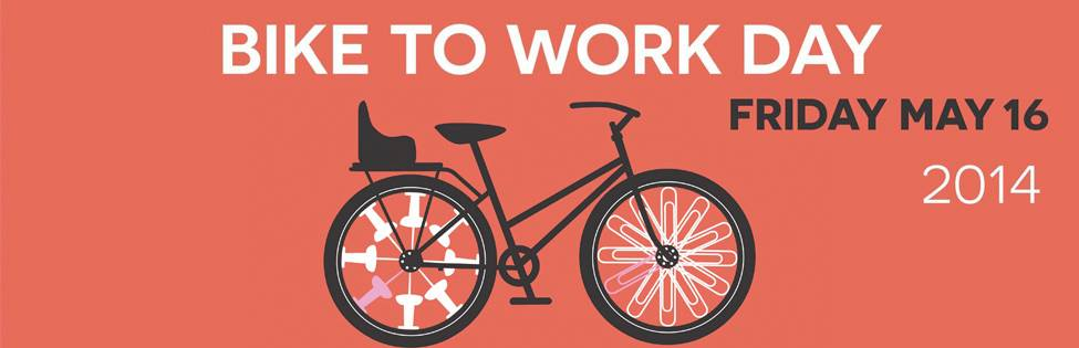 Bike to Work Day Poster