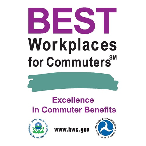 Best Workplace for Commuters Designation